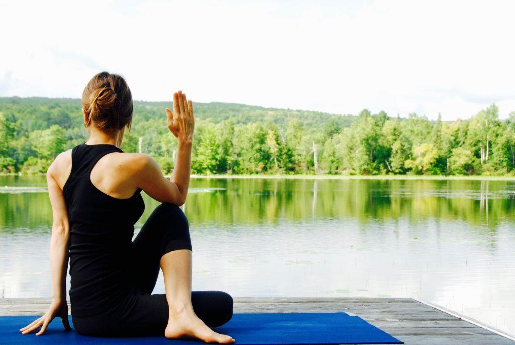 El yoga también es un deporte
