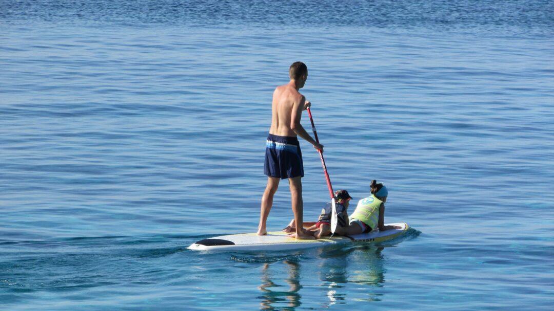 El stand up paddle surf el deporte de moda