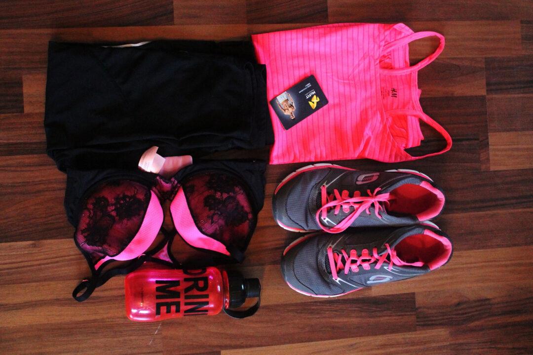 Características de la ropa deportiva